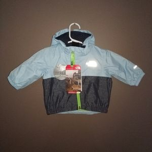 The North Face Infant Warm Storm Jacket 3M NWT